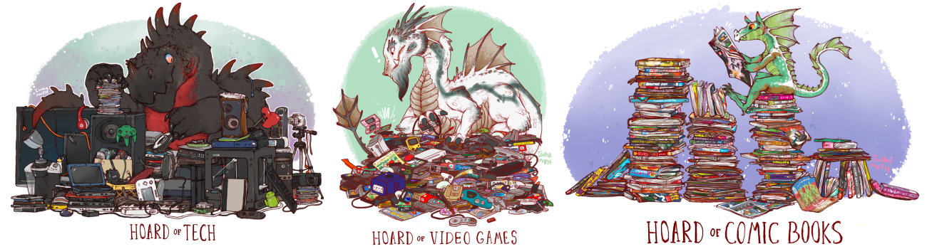 For the Hoard!